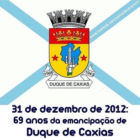 Duque de Caxias emancipação