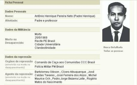 Pe. Antônio Henrique